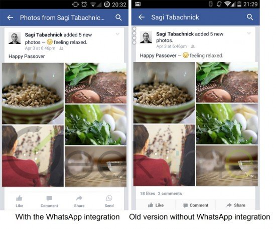 Facebook-whatsapp-integration